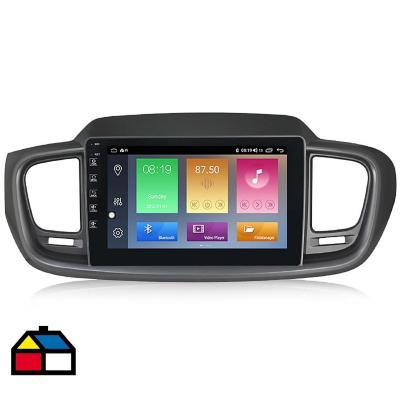 """Radio Android 9.1 GPS 10"""" Touch Kia Sorento"""