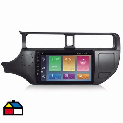 """Radio Android 9.1 GPS 9"""" Touch Kia Rio"""