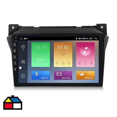"Radio Android 9.1 GPS 9"" touch Suzuki Alto"