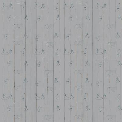 Papel mural futbol tablas 100x500 cm