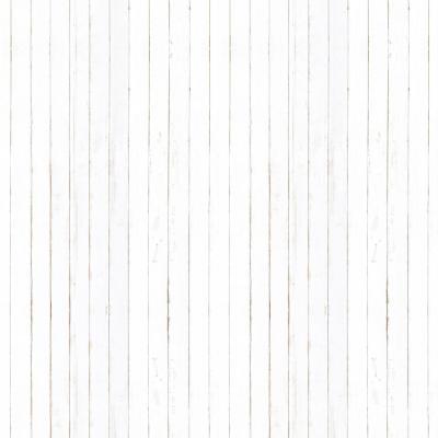 Papel Mural Tablas Blancas 100x500 cm