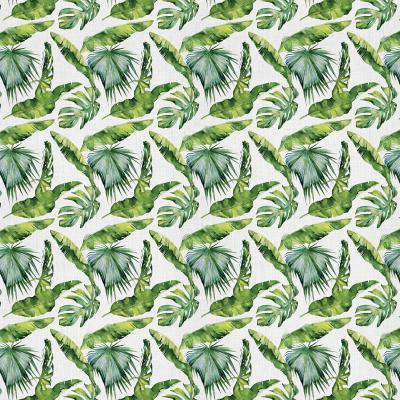 Papel mural hojas helecho 100x500 cm