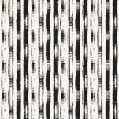 Papel Mural Vibracion Blanco y Negro 100x500 cm