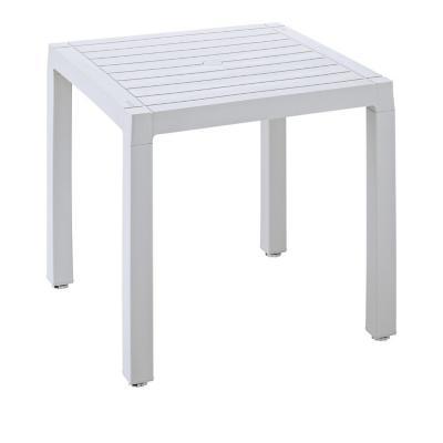 Mesa Barú 75x75x73,5 cm gris