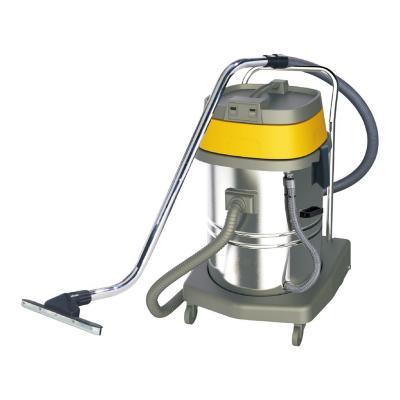 Aspiradora polvo-agua 60 litros metálica
