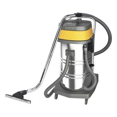 Aspiradora polvo-agua 80 litros metálica