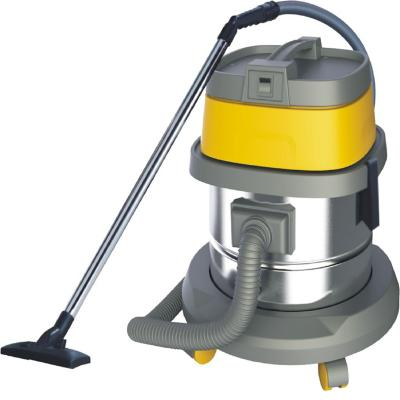Aspiradora polvo-agua 15 litros metálica