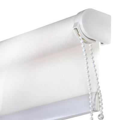 Cortina enrollable Screen 5% 140x180 cm blanco