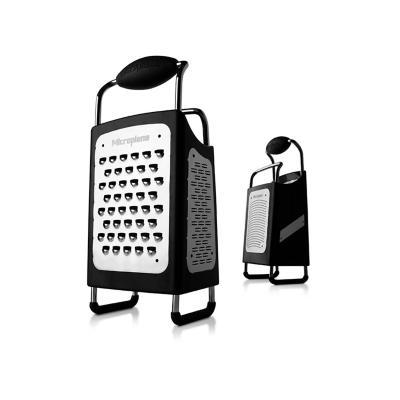Rallador Caja 4 Caras Negro
