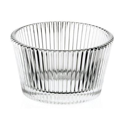 Set 6 bowls postre 260ml sweet vidrio