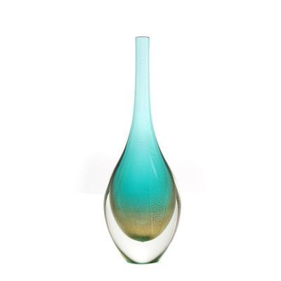 Florero Cristal Florencia 29x9 Cm