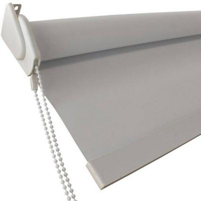 Cortina Roller Blackout Blanco 115x170 cm