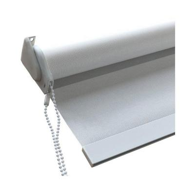 Cortina Roller Sunscreen Blanco 100x240 cm