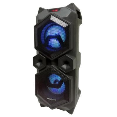 Parlante karaoke portátil bluetooth 5 W