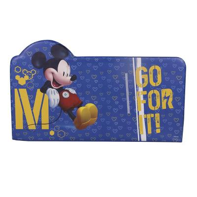 Respaldo Cama 1,5 plazas Mickey Azul 62x107x6 cm