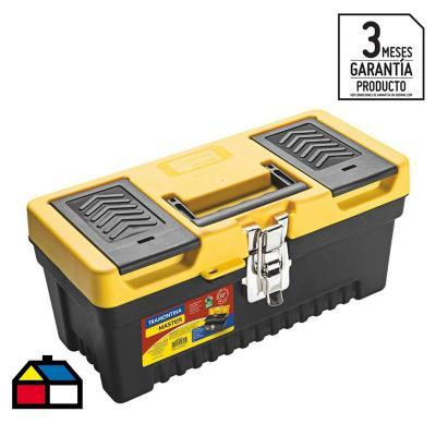 """Caja porta herramientas plástica 13"""""""