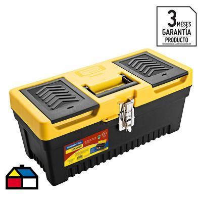 """Caja porta herramientas plástica 17"""""""