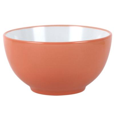 Bowl 14 cm tropical punch salmón solido