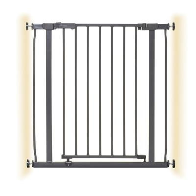 Puerta de seguridad infantil Ava Negro