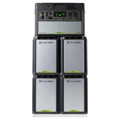Baterías respaldo 4.8 kw yeti 1400 & 3000