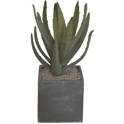 Suculenta artificial decorativa 28 cm