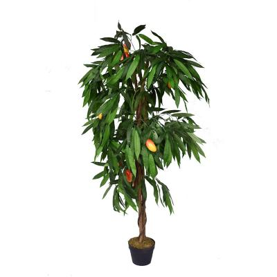 Arbusto artificial decorativo Mango 150 cm
