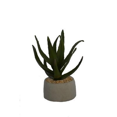 Suculenta artificial decorativa 23 cm