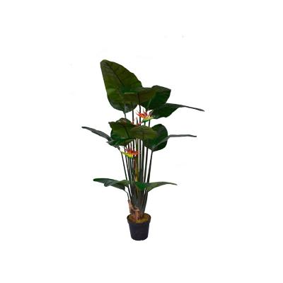 Flor del pájaro artificial decorativo 190 cm