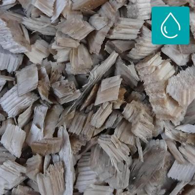 Mulch chip natural 1000 l