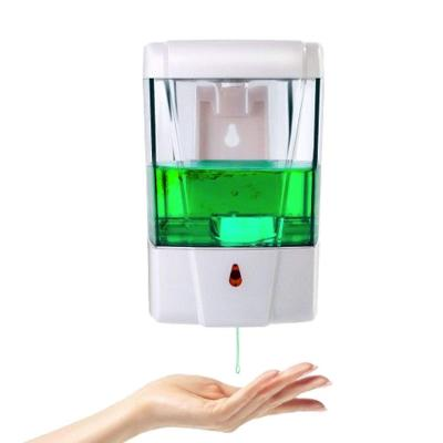 Dispensador Alcohol Gel con sensor 700 ml