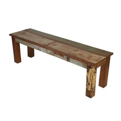 Banca Lodi madera reciclada 45x150x40 cm