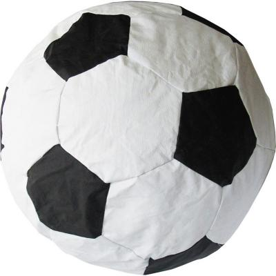Pouf Pera Fútbol 80x80x80 cm