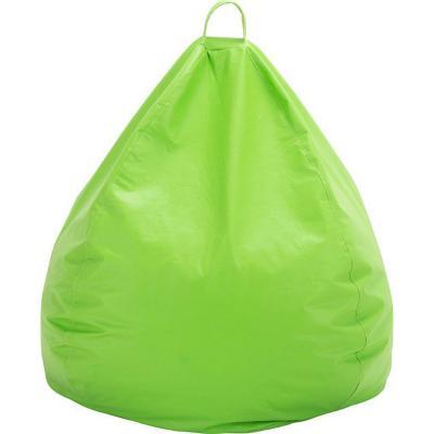 Pouf Pera verde 100x80x80 cm