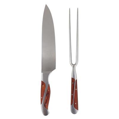 Set Cuchillos 2 piezas Texas acero inoxidable