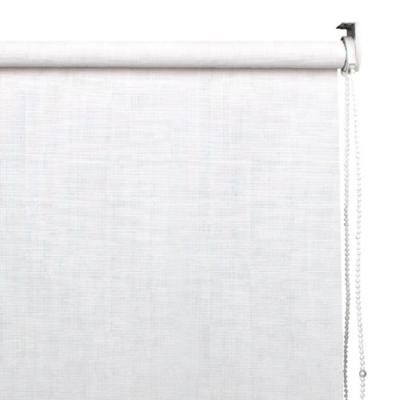Cortina enrollable Screen 5% 100x180 cm blanco