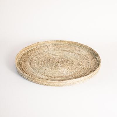 Bandeja Agave Fibra natural 30 cm