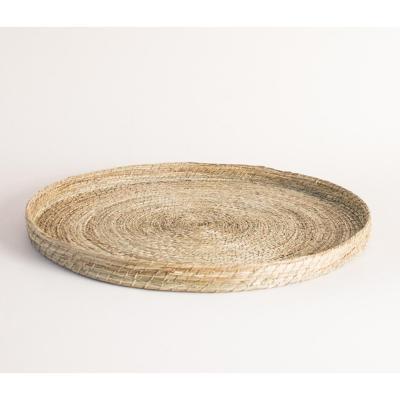 Bandeja Agave fibra natural 40 cm