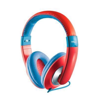 Audífonos para niños Sonin Kids Rojo / Azul