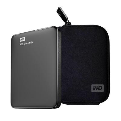 Disco duro externo Elements 2TB USB 3.0 WD + Funda
