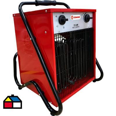 Generador de aire caliente 15000 W 380 V