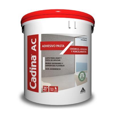 Adhesivo cerámico en pasta AC 25 kilos