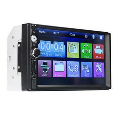 Radio Auto 8100 Pantalla y Bluetooth