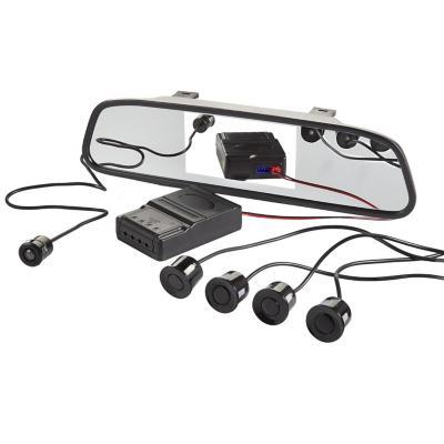 Espejo retrovisor para sistema de parqueo video 80