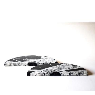 Marquinas picoteomármol Media Luna 24 cm