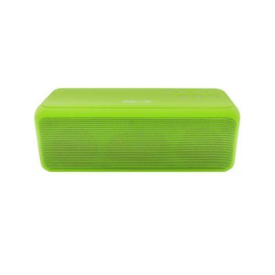 Parlante Portátil Inalámbrico USB / FM / AUX Verde