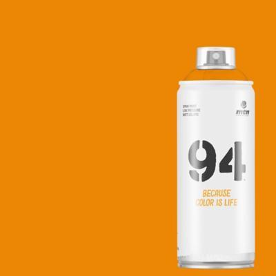 Spray mtn 94 naranja fluor 400ml