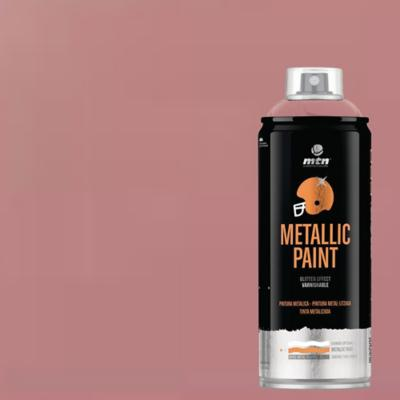Spray pro oro rosa metalico 400ml