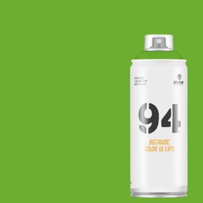 Spray mtn 94 verde fluor 400ml