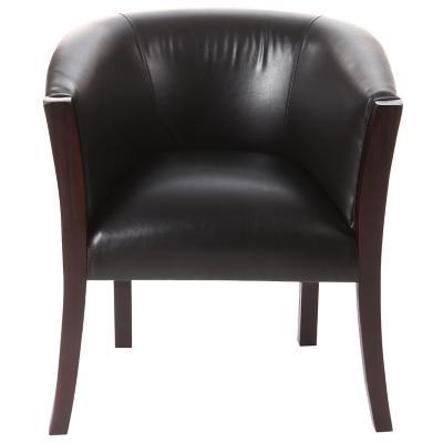 Poltrona Joli P.U Negro 75x62x72 cm