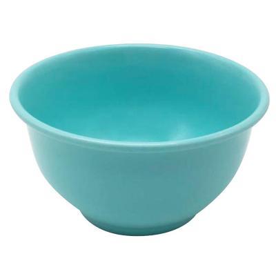 Bowl 12,6x6,8 cm celeste melamina